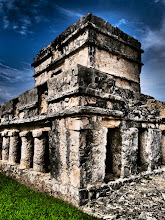 "Photo: ""Tulum Ruinas1"" ~ Tulum, Mexico © 2011 Skip Hunt"