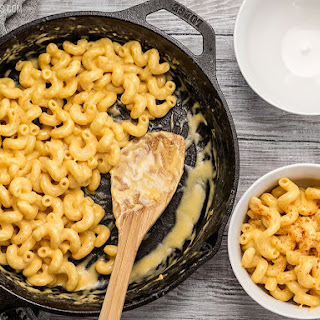 Will It Skillet? Mac and Cheese Recipe