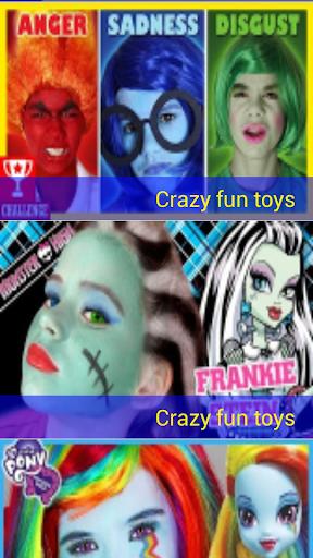 Crazy Fun Kids