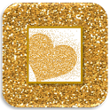 Gold Glitter Wallpapers icon
