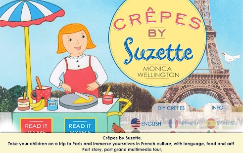 Crêpes By Suzette- screenshot thumbnail