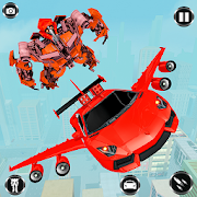 Flying Car- Robot Transformation Simulator