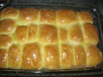 The Best Dinner Rolls Ever!