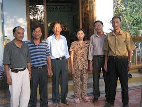 Photo: Nhà của Lê Văn Trung Kiên, cựu HV NLSBD ở Long An