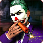 Crazy Clown Gangster Escape 3D