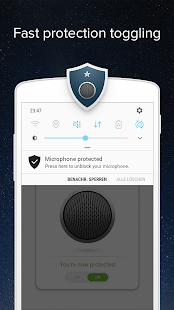 Micro Guard™ 2 PRO - Microphone Blocker Screenshot