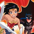 Justice League Action Run icon