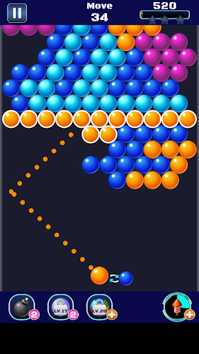 God Of Bubble : Shoot and Pop! screenshot 2