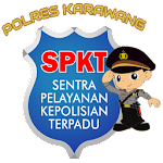 Registrasi SPKT Karawang Icon