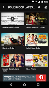 Latest Movies & Movie Trailers- screenshot thumbnail