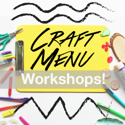 The Artsy Craftsy Workshops