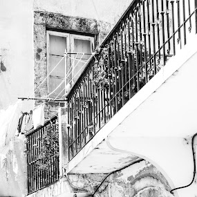 P&W by Anabela Henriques - Black & White Street & Candid ( black and white,  )