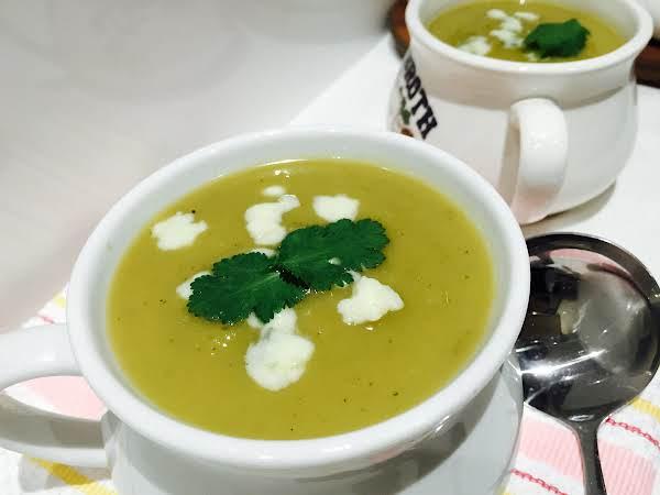 Broccoli And Stilton Cheese Soup Recipe