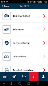 Connected Car Service screenshot 6