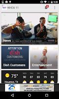 Screenshot of KHOU 11 News Houston