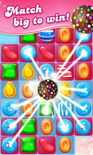 Candy Crush Jelly Saga 2.14.15 APK MOD screenshots 2
