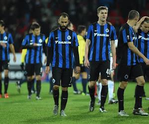 Un défenseur brugeois absent contre Anderlecht