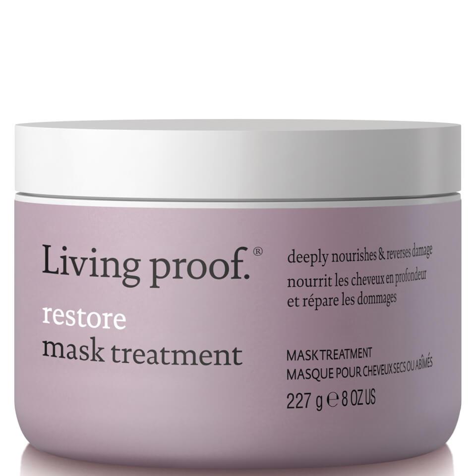hair treatment mask
