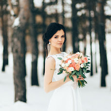Wedding photographer Antonina Makhneva (antoninamahneva). Photo of 02.01.2018