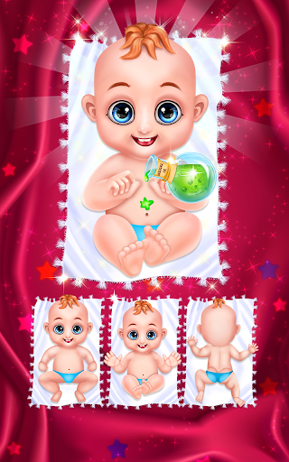 Mommy & Baby Care Games apkpoly screenshots 14