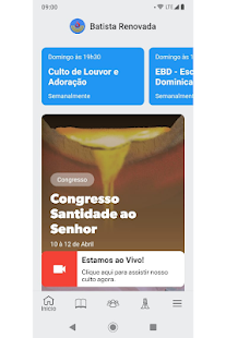 Download Igreja Batista Renovada de Cachoeiro - 2020 For PC Windows and Mac apk screenshot 1