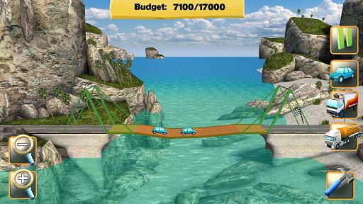 Bridge Constructor screenshot 2