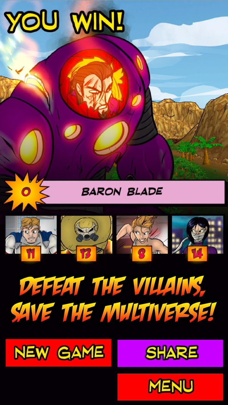 Sentinels of the Multiverse Screenshot 3