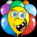 Balloons for kids icon