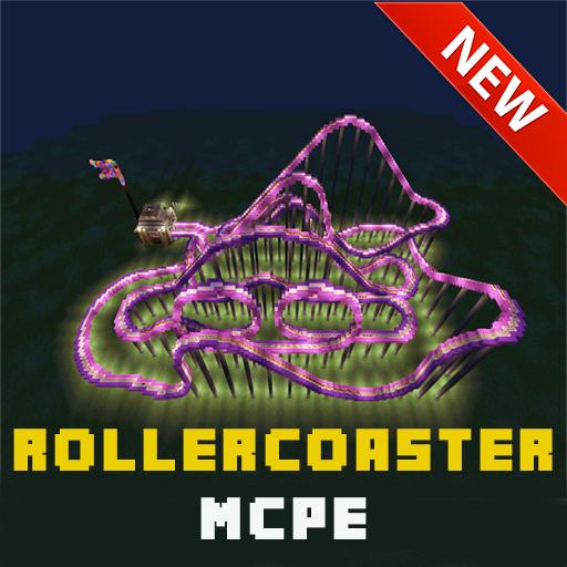 Roller coaster maps Minecraft