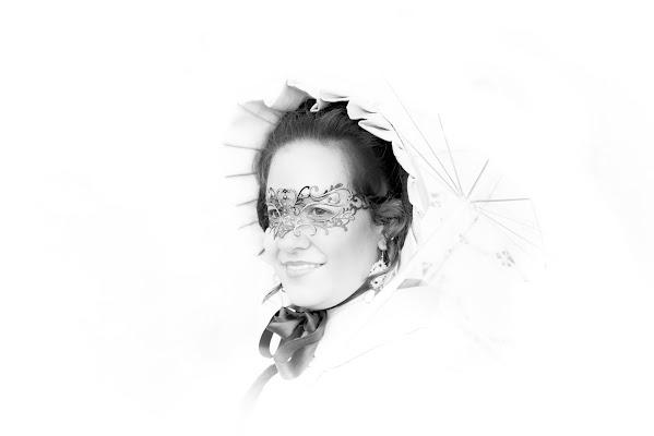 Lady mask  di Matteo Faliero