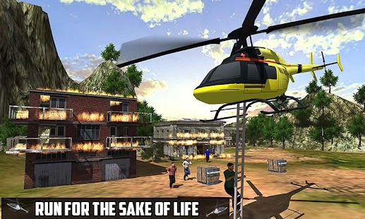 Helicopter Rescue Ambulance 3D - náhled