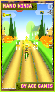 Subway Ninja Assassin Run 3d screenshot 5