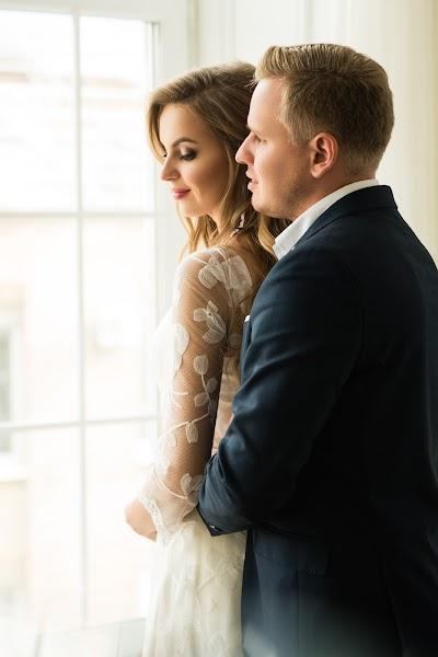 Wedding photographer Aleksandra Kharlamova (akharlamova). Photo of 29.10.2018