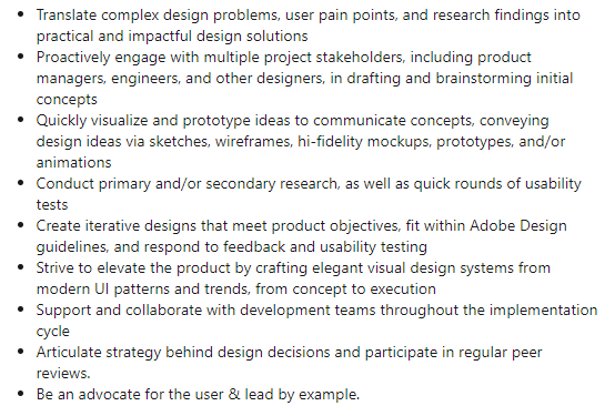 How to Become a UX Designer - UX Design Job Description