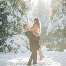 Wedding photographer Liliya Dackaya (liliyadatska). Photo of 25.02.2018