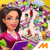 My Cafe: Recipes & Stories - Restaurant Game Icon