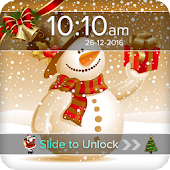 Christmas Lock Theme