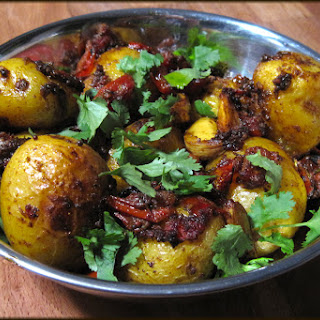 Bombay-style Potatoes - Jamie's Great Britain.