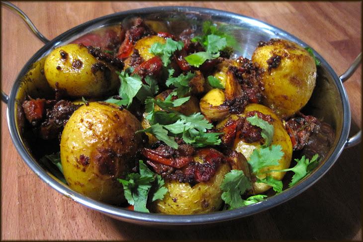 Bombay-Style Potatoes - Jamie'S Great Britain Recipe