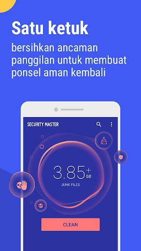 Security Master - Antivirus, VPN, AppLock, Booster  screenshots 5