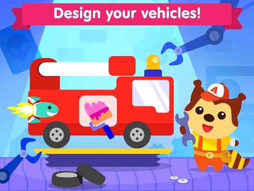 Car game for toddlers - kids racing cars games screenshot 12