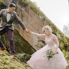 Wedding photographer Kseniya Shabanova (snajpersha). Photo of 31.07.2018