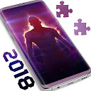 Man on Fire Puzzle Game icon