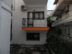 Photo: Το μπαλκόνι του διαμερίσματος 15- Apartment's No 15 balkony