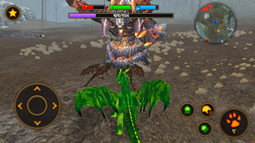 Clan of Dragons screenshot 5