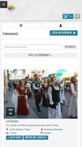 Nouvelle Communauté screenshot 4