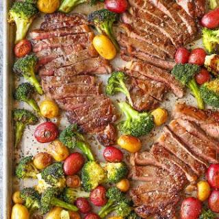 Sirloin Steak And Broccoli Recipes.