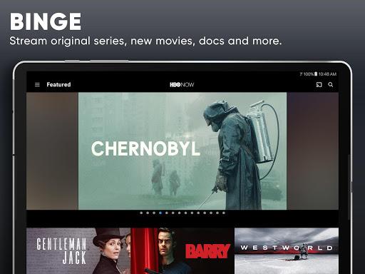 HBO NOW: Stream TV & Movies screenshot 8