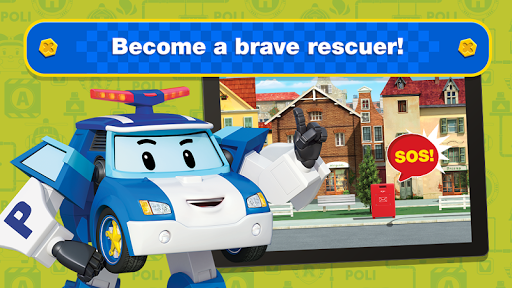 Robocar Poli Games: Kids Games for Boys and Girls 1.3.2 screenshots 1