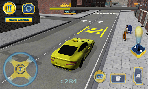 빠른 택시 도시 모험 2015
